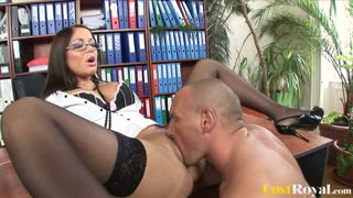 Nasty Angelica Heart Gets Fucked By Her Boss